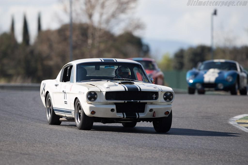 Ford Shelby Mustang GT350 R - Chassis: SFM5R096 - Entrant: Claude Nahum - Driver: Bernard Thuner  - 2017 Jarama Classic