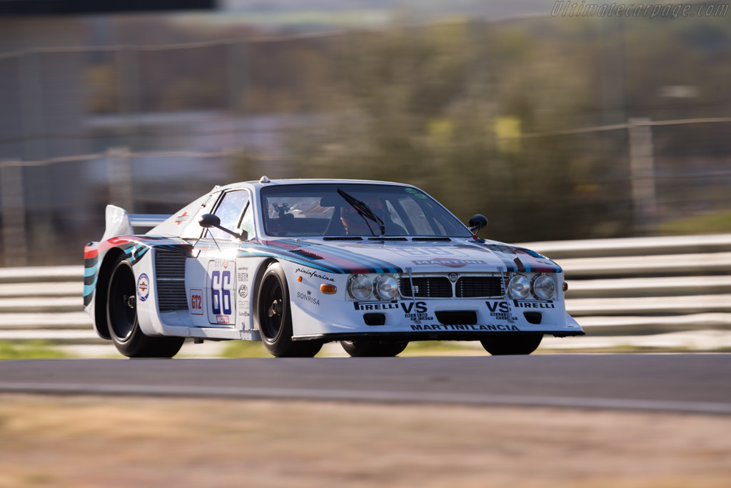 Lancia Beta Montecarlo - Chassis: 1006 - Driver: Franco Meiners / Alex Caffi  - 2017 Jarama Classic