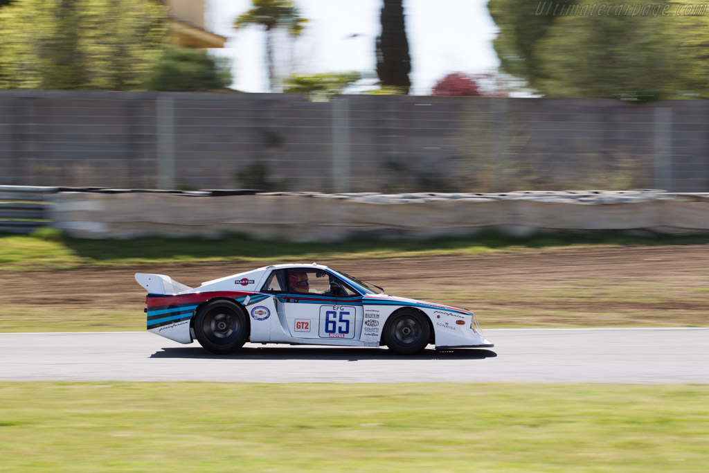 Lancia Beta Montecarlo - Chassis: 1009 - Driver: Franco Meiners / Alex Caffi  - 2017 Jarama Classic