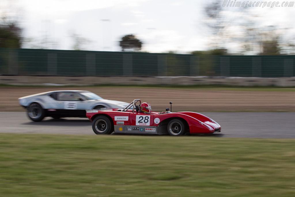 Lola T210 - Chassis: SL210/06 - Driver: Nick Pink  - 2017 Jarama Classic