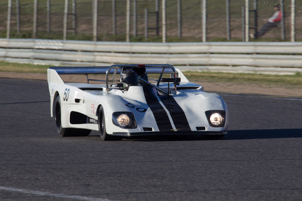 Lola T286 - Chassis: HU10 - Driver: Dominique Guenat  - 2017 Jarama Classic