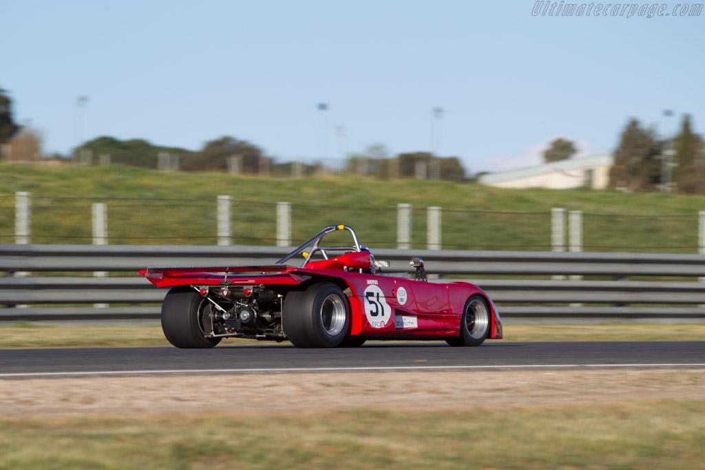 Lola T290 - Chassis: HU34 - Driver: Gianluca Rattazzi / Emanuele Pirro  - 2017 Jarama Classic