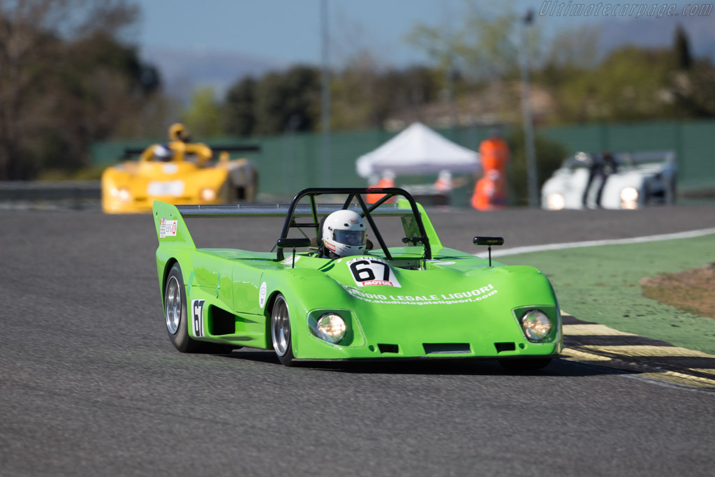 Lola T292 DFV - Chassis: HU62 - Driver: Michele Liguori  - 2017 Jarama Classic
