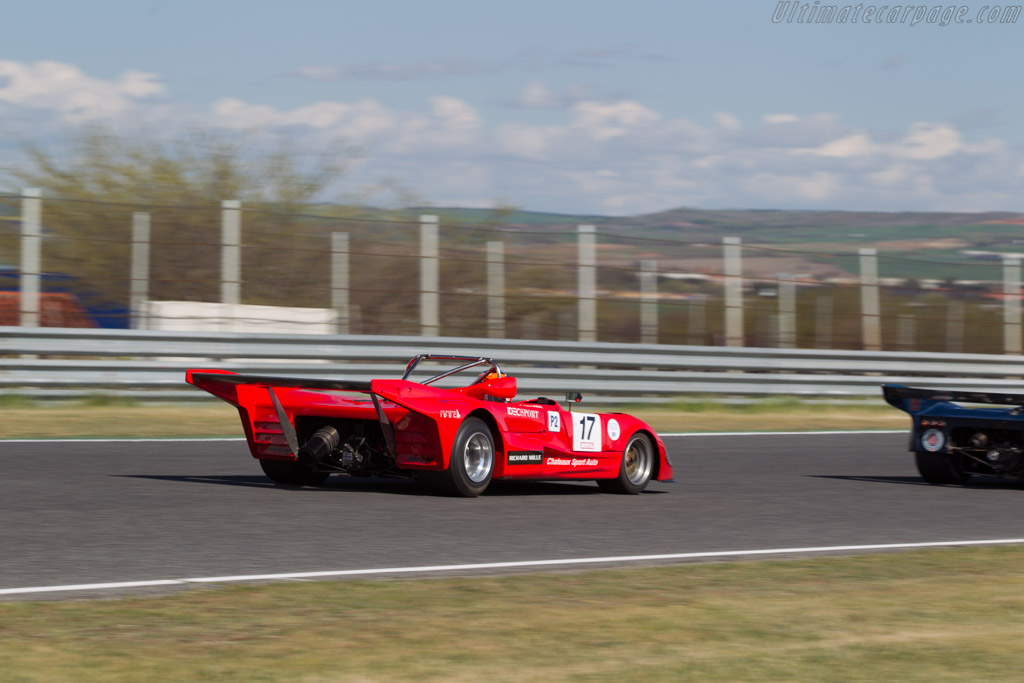 Lola T298 - Chassis: HU97 - Driver: Patrice Lafargue  - 2017 Jarama Classic