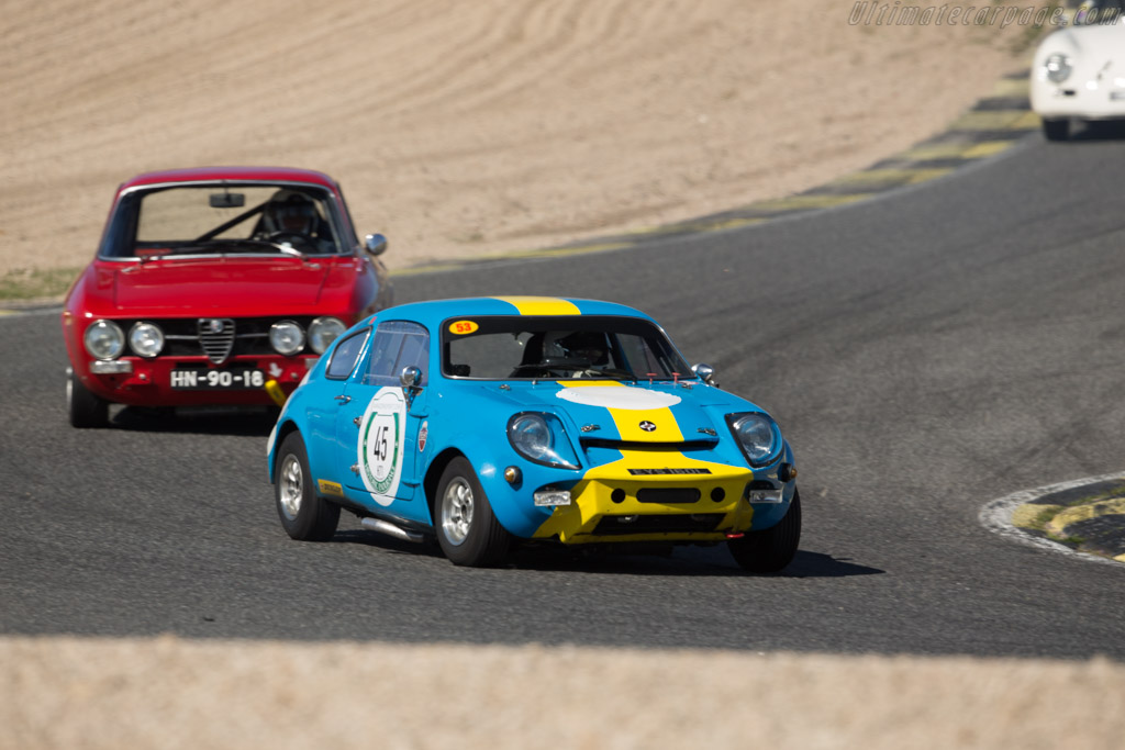 Marcos Mini Marcos - Chassis: DH8229 - Driver: Pedro Pitta  - 2017 Jarama Classic