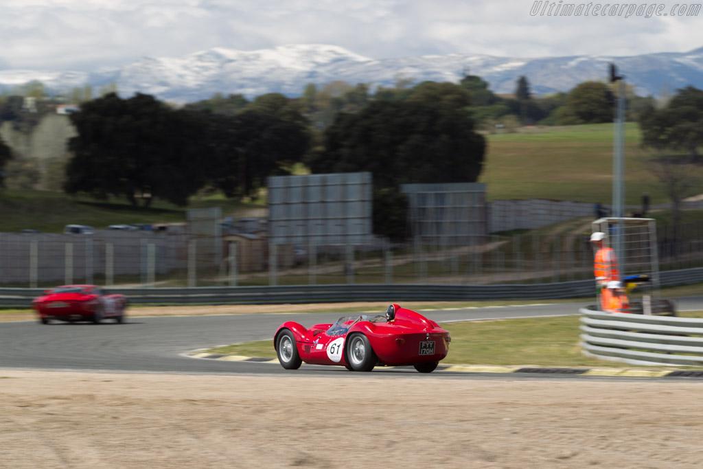 Maserati Tipo 60 Birdcage - Chassis: 2466 - Driver: Guillermo Fierro  - 2017 Jarama Classic