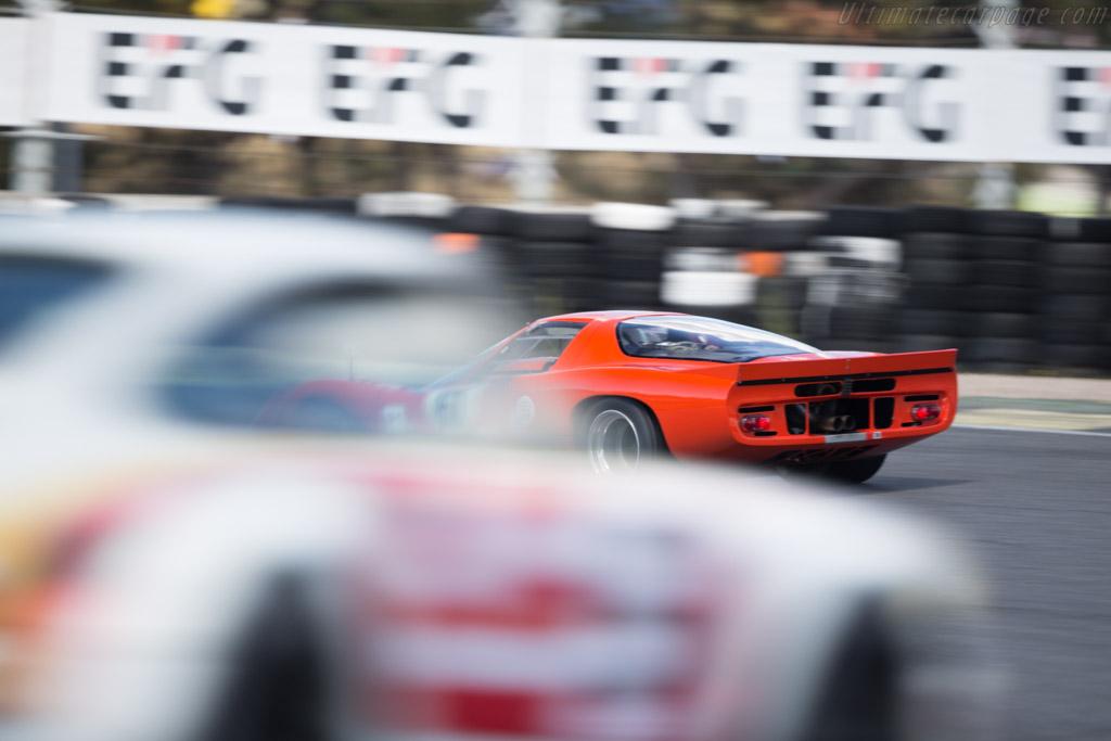 McLaren M6 GT - Chassis: 50-31 - Driver: Thomas Studer  - 2017 Jarama Classic
