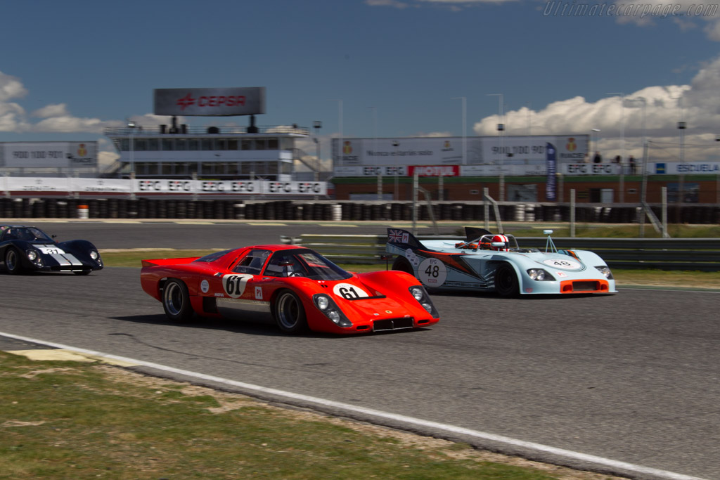 McLaren M6 GT - Chassis: 50-31 - Driver: Thomas Studer  - 2017 Jarama Classic