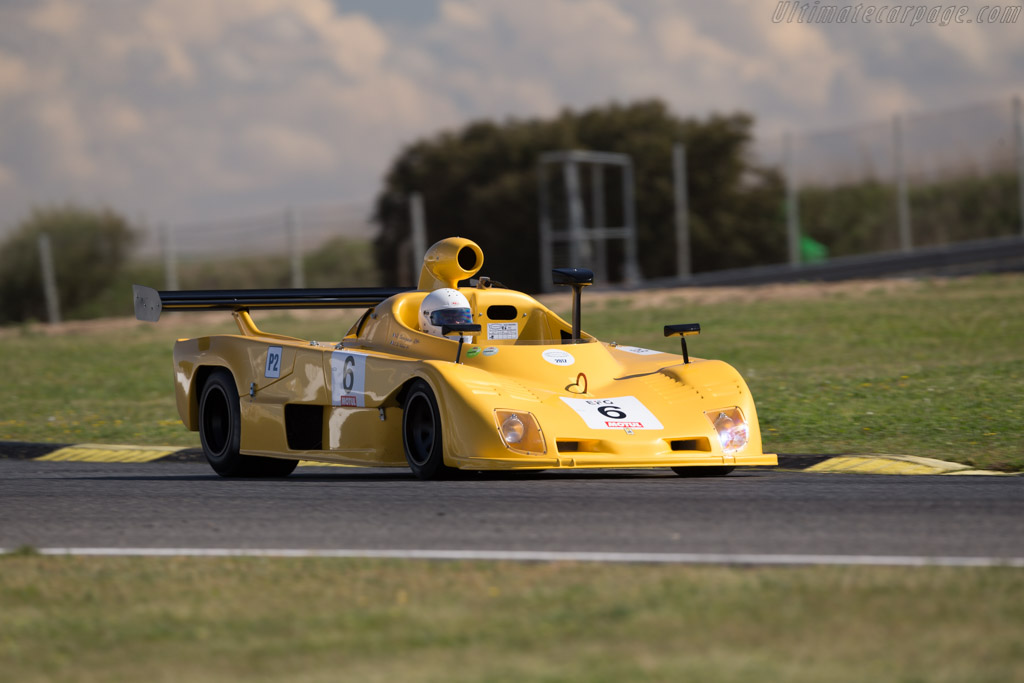 Osella PA5 - Chassis: 052 - Driver: Roberto Turriziani / Stefano di Fulvio  - 2017 Jarama Classic