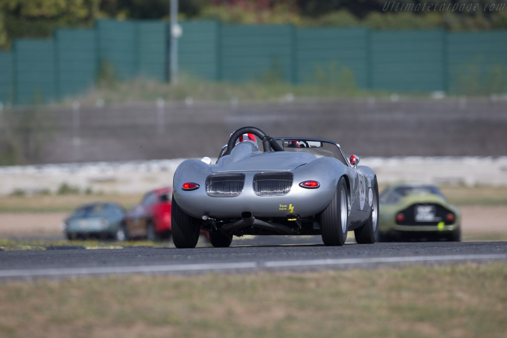 Porsche 718 RS 61 - Chassis: 718-067 - Driver: Peter Vogele  - 2017 Jarama Classic