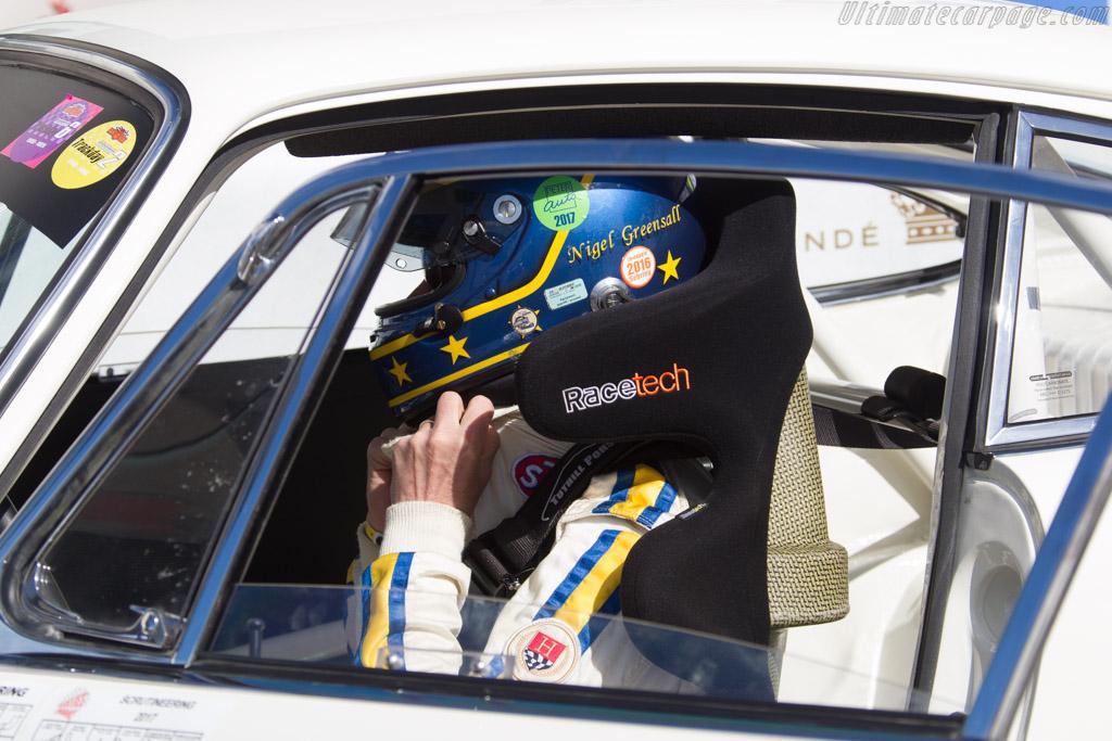 Porsche 911 - Chassis: 301085 - Driver: David Huxley / Nigel Greensall  - 2017 Jarama Classic