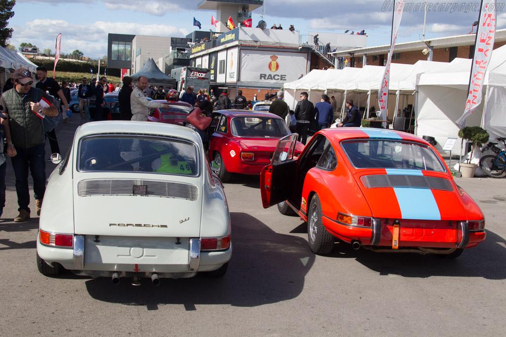 Porsche 911 - Chassis: 302992 - Driver: Alex de Reguero  - 2017 Jarama Classic