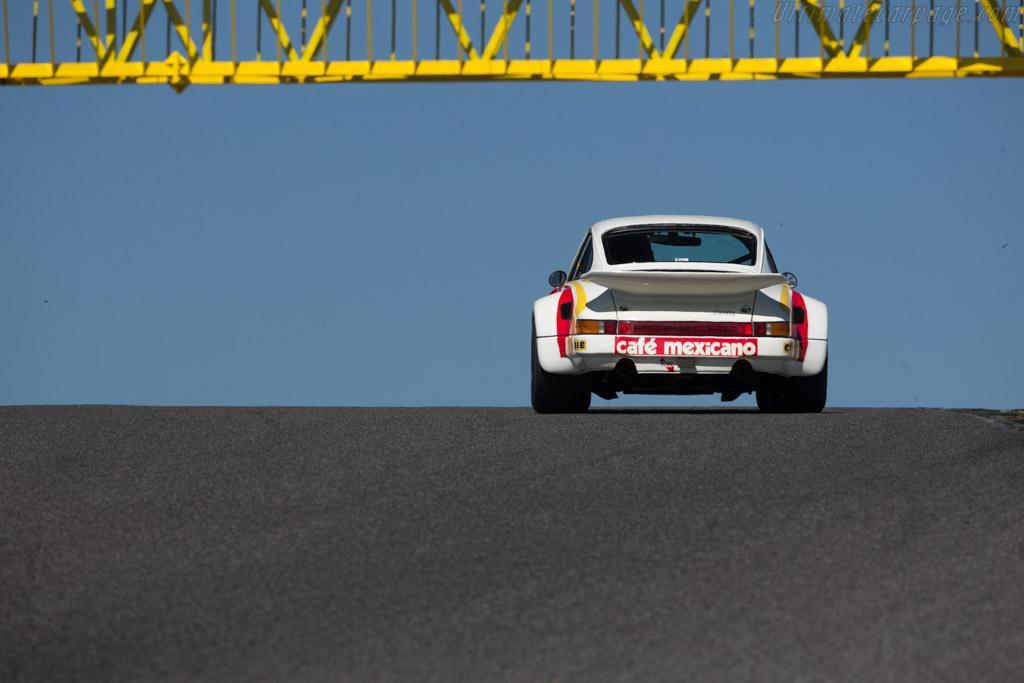 Porsche 911 Carrera RSR 3.0 - Chassis: 911 560 9115 - Driver: Rainer Becker  - 2017 Jarama Classic