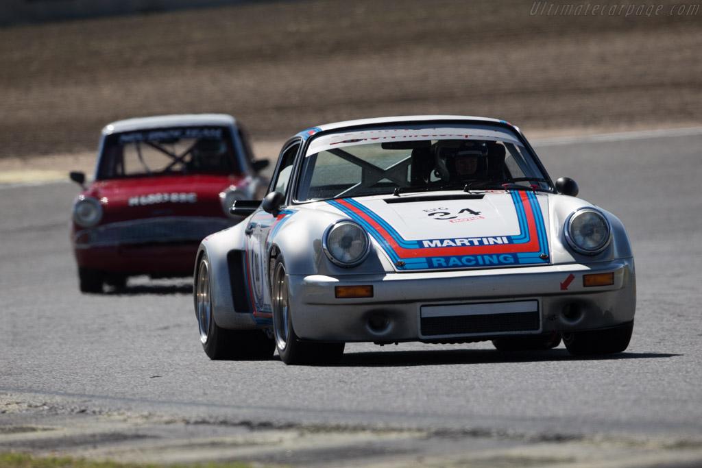 Porsche 911 RS - Chassis: 911 110 1306 - Driver: Juan Pablo Briones / Klaus Horn  - 2017 Jarama Classic