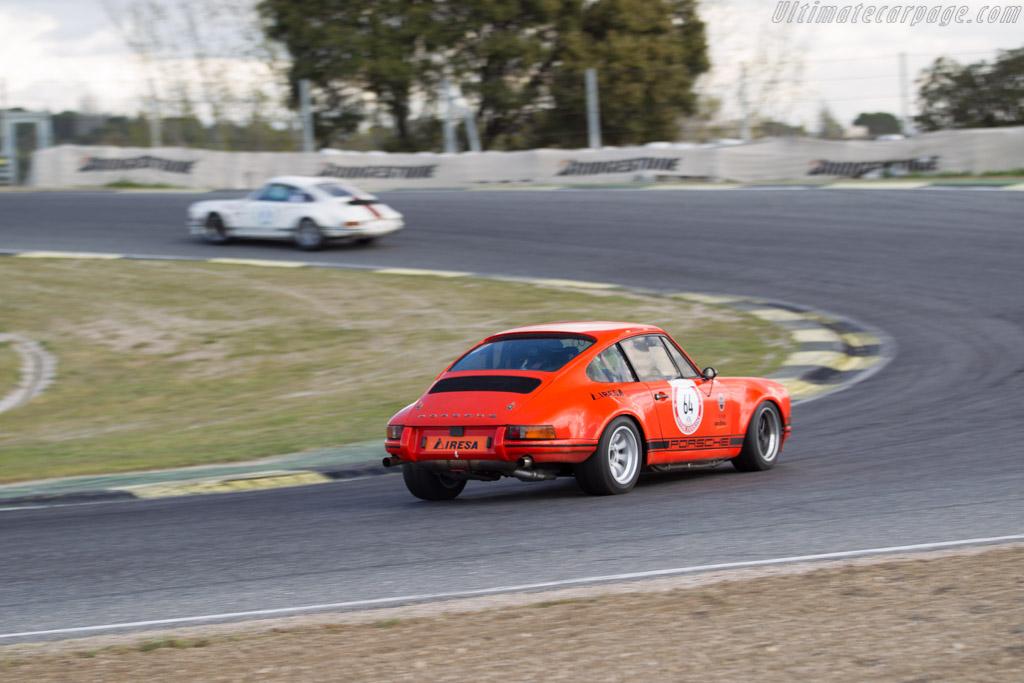 Porsche 911 ST 2.5  - Driver: Ildefonso Garcio / Alfonso Garcia  - 2017 Jarama Classic