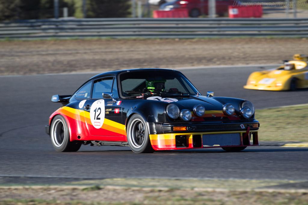 Porsche 911 Turbo - Chassis: 930 570 0021 - Driver: Jean Francois Piquet / Alain Triniane  - 2017 Jarama Classic