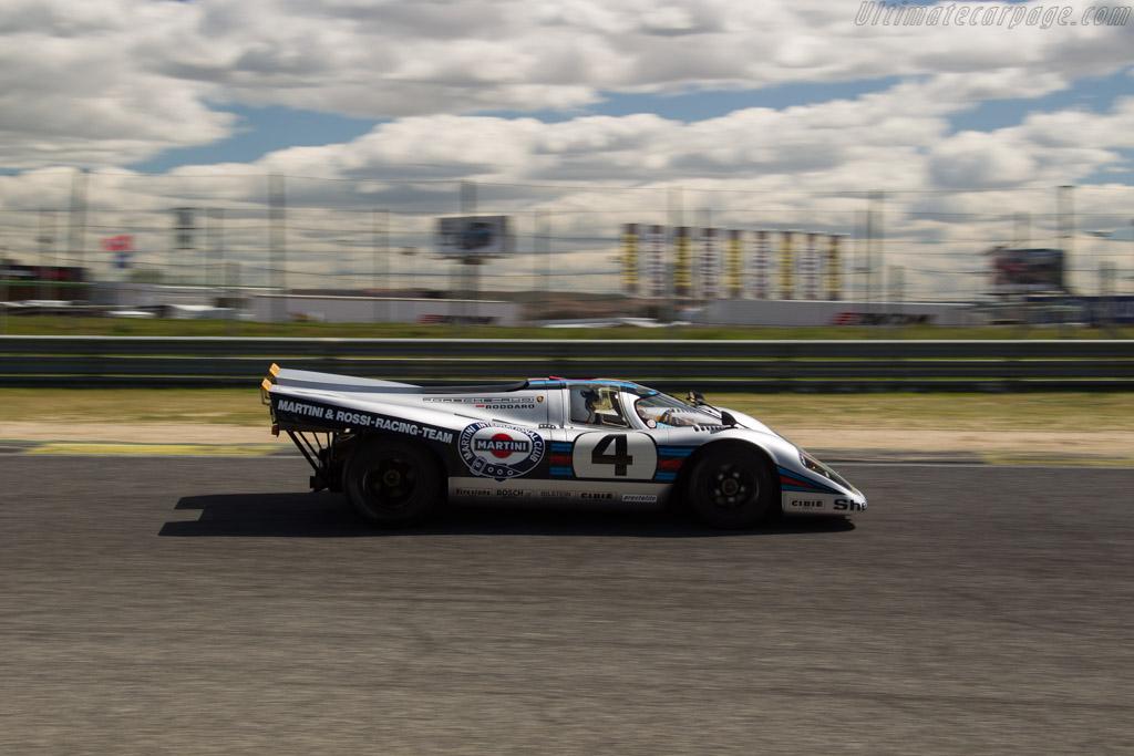 Porsche 917K - Chassis: 917-037 - Driver: Claudio Roddaro  - 2017 Jarama Classic