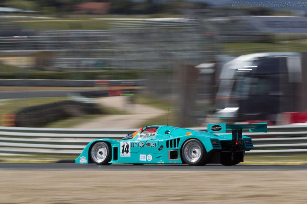 Porsche 962 CK6 - Chassis: 962-118 T-1 - Driver: Tommy Dreelan / Aaron Scott  - 2017 Jarama Classic