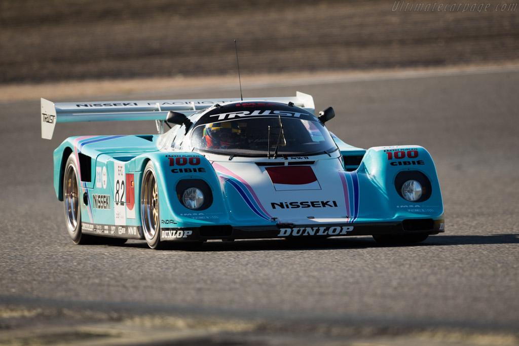 Porsche 962C - Chassis: 962-170 - Driver: Michel Lecourt / Raymond Narac  - 2017 Jarama Classic