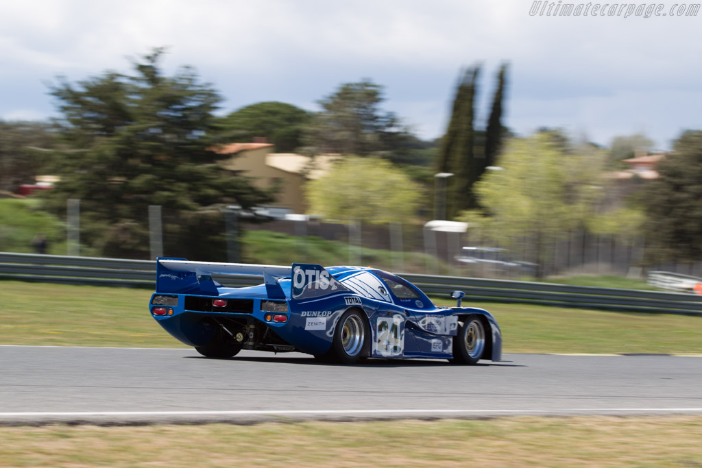 Rondeau M382 Cosworth - Chassis: M382-004 - Driver: Mr. John of B. / David Ferrer  - 2017 Jarama Classic