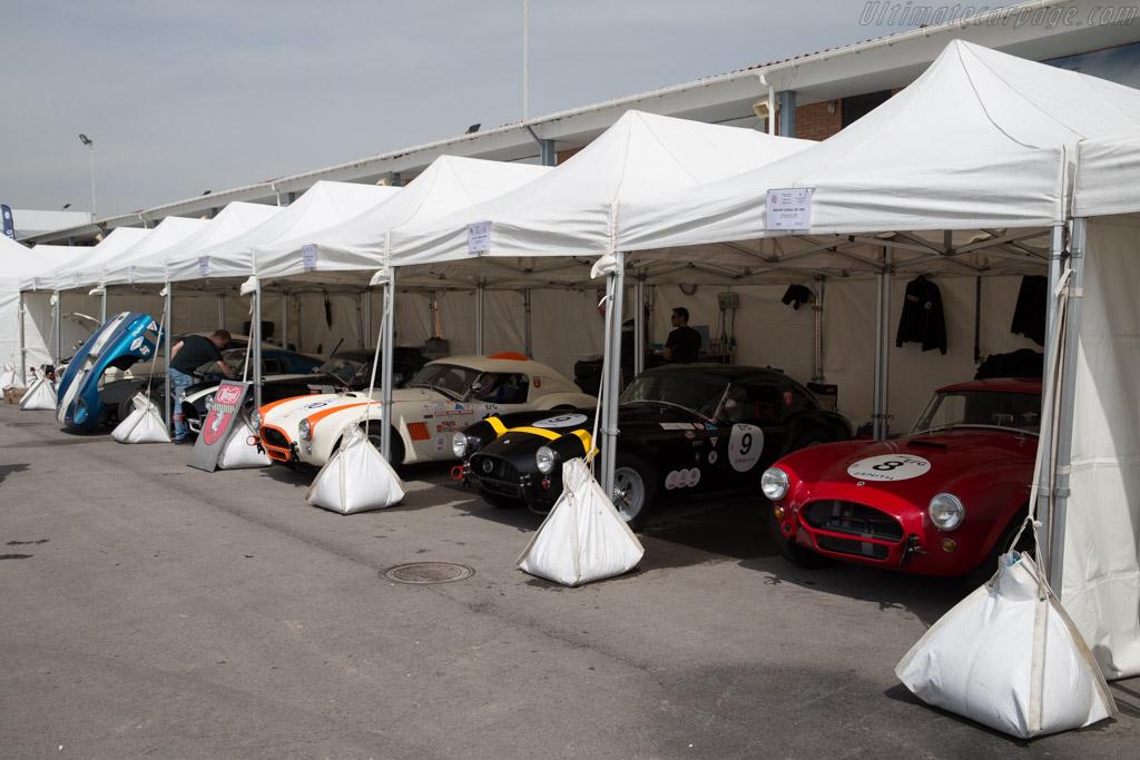 Welcome to Jarama - Chassis: CSX2325 - Driver: Carlo Vogele / Yves Vogele  - 2017 Jarama Classic