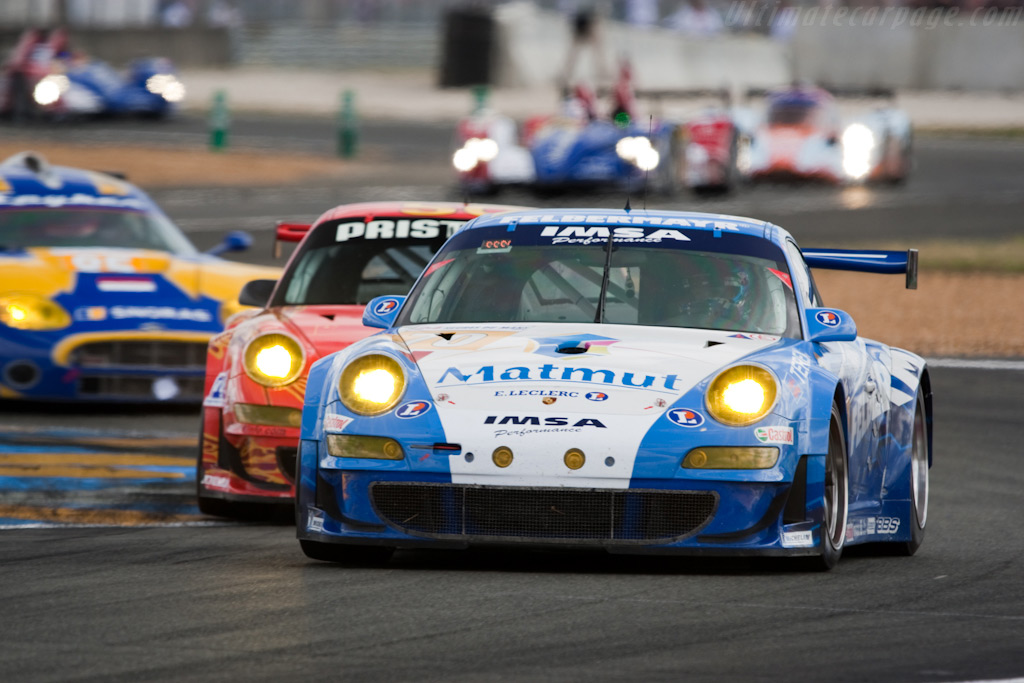 A mixed bag - Chassis: WP0ZZZ99Z9S799912   - 2009 24 Hours of Le Mans