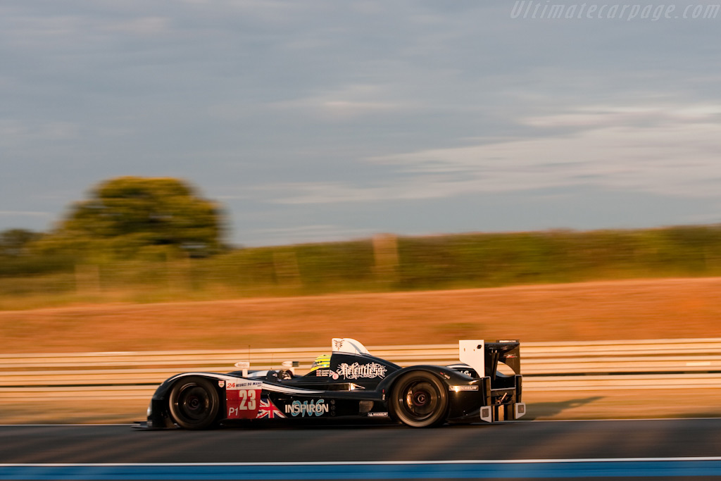 A rare patch of sunshine - Chassis: 09S-04   - 2009 24 Hours of Le Mans