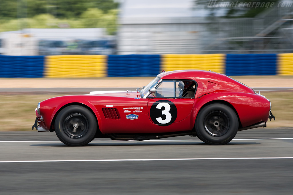 AC Shelby Cobra - Chassis: CSX2130   - 2009 24 Hours of Le Mans