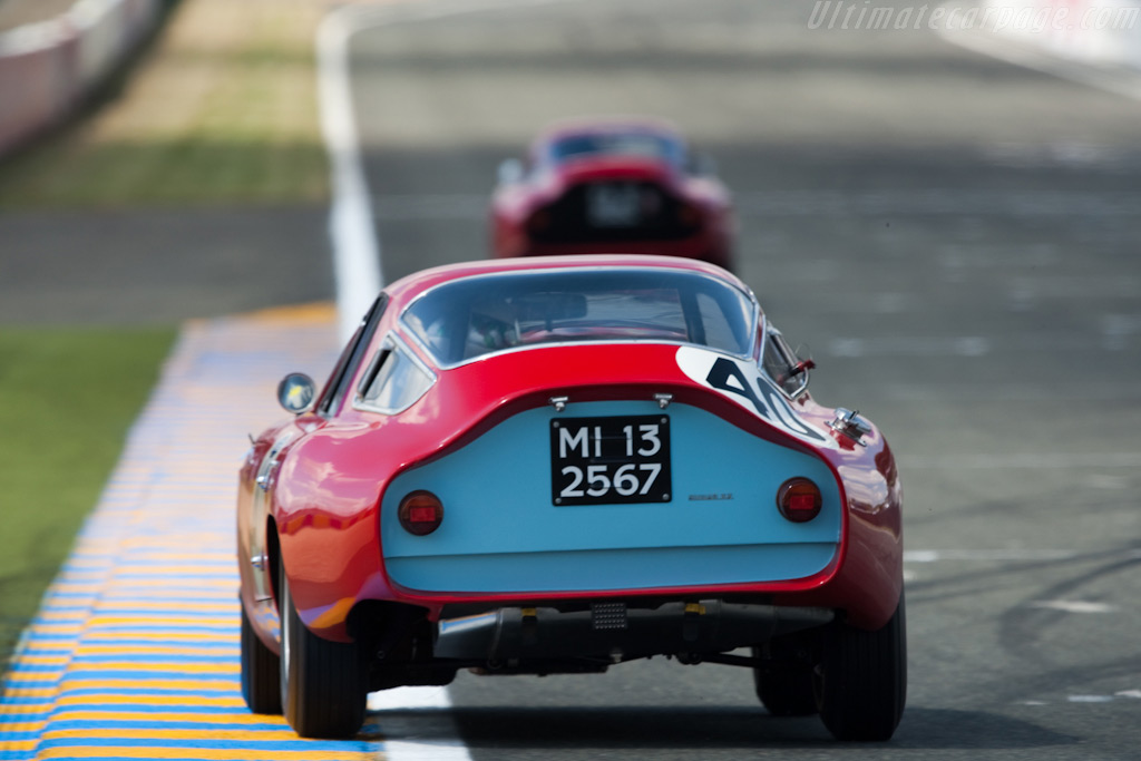 Alfa Romeo TZ - Chassis: AR750011   - 2009 24 Hours of Le Mans