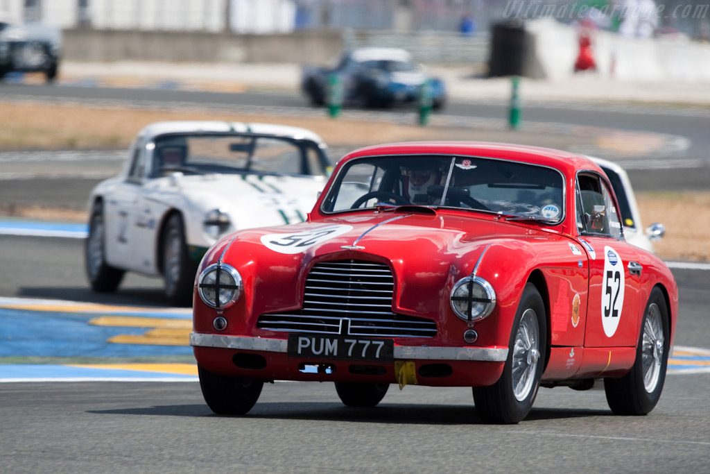 Aston Martin DB2    - 2009 24 Hours of Le Mans