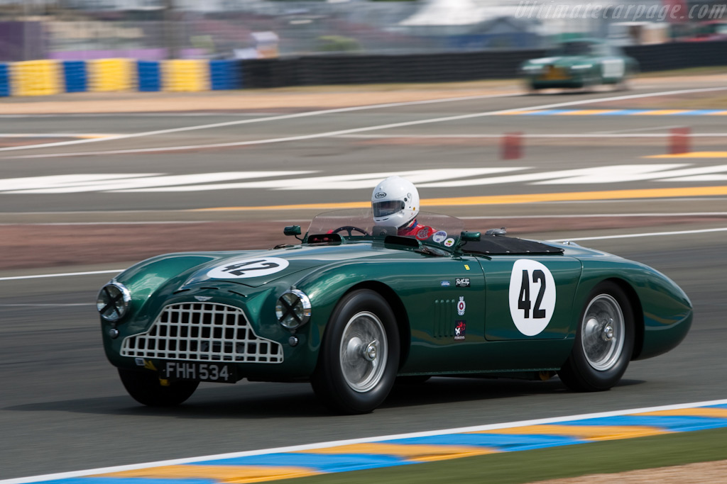 Aston Martin DB3 - Chassis: DB3/6   - 2009 24 Hours of Le Mans