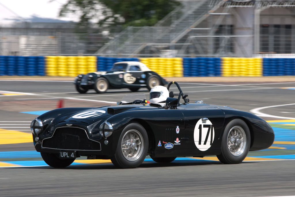 Aston Martin DB3 - Chassis: DB3/5   - 2009 24 Hours of Le Mans