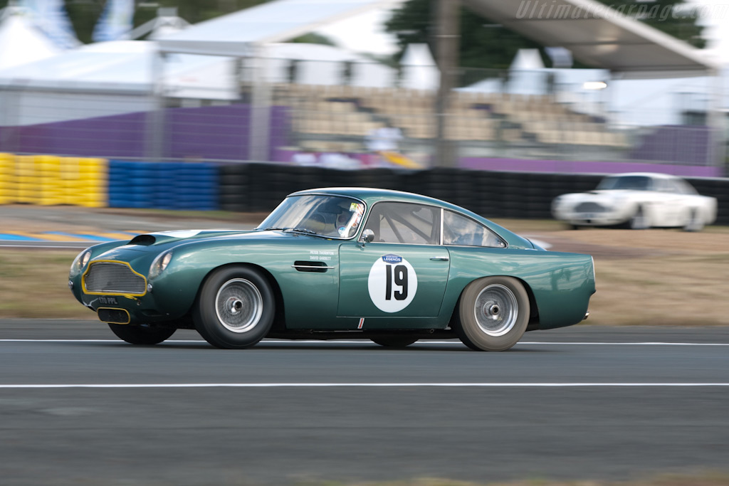 Aston Martin DB4 GTs - Chassis: DB4GT/0110/R   - 2009 24 Hours of Le Mans