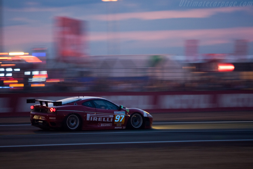 BMS Ferrari - Chassis: 2616   - 2009 24 Hours of Le Mans