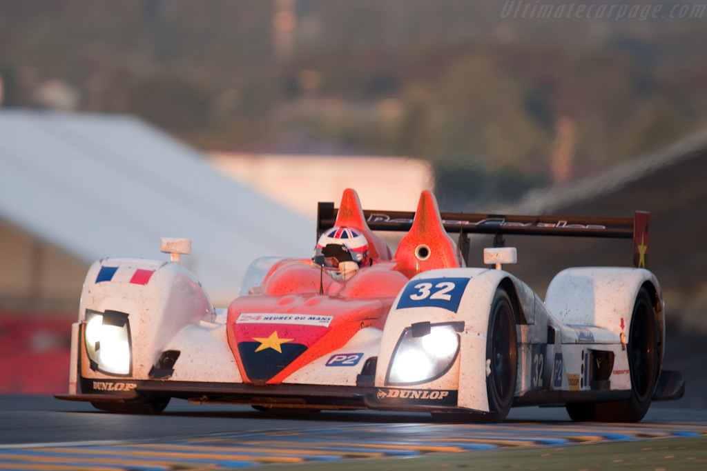 Blinding sun - Chassis: 07S-01   - 2009 24 Hours of Le Mans