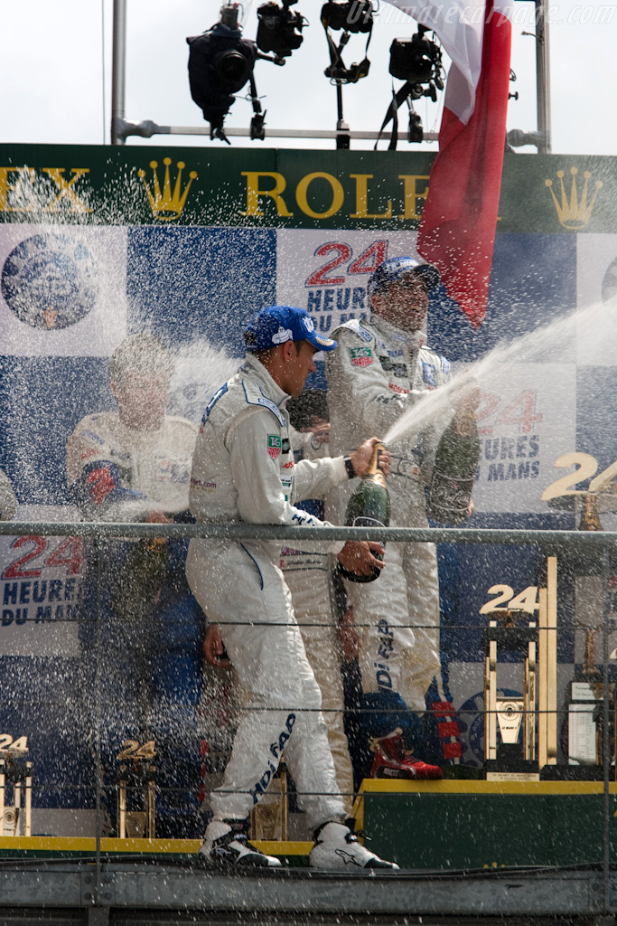 Champagne    - 2009 24 Hours of Le Mans