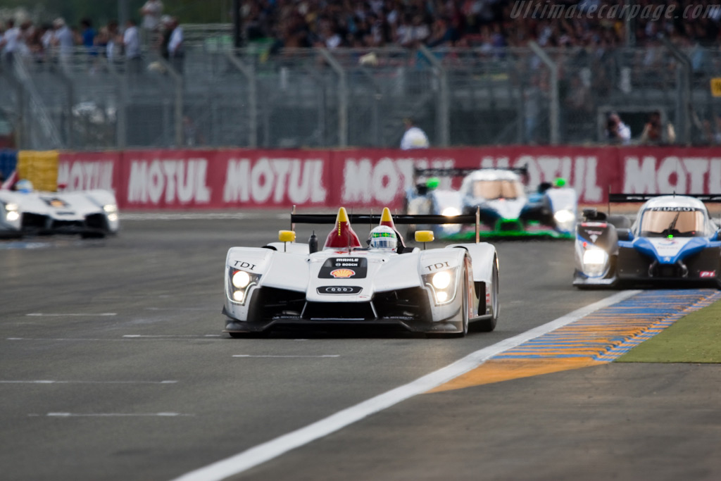 Diesel power - Chassis: 105   - 2009 24 Hours of Le Mans