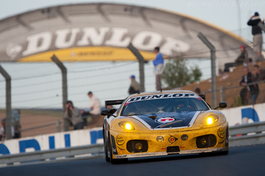 Dunlop - Chassis: 2408   - 2009 24 Hours of Le Mans