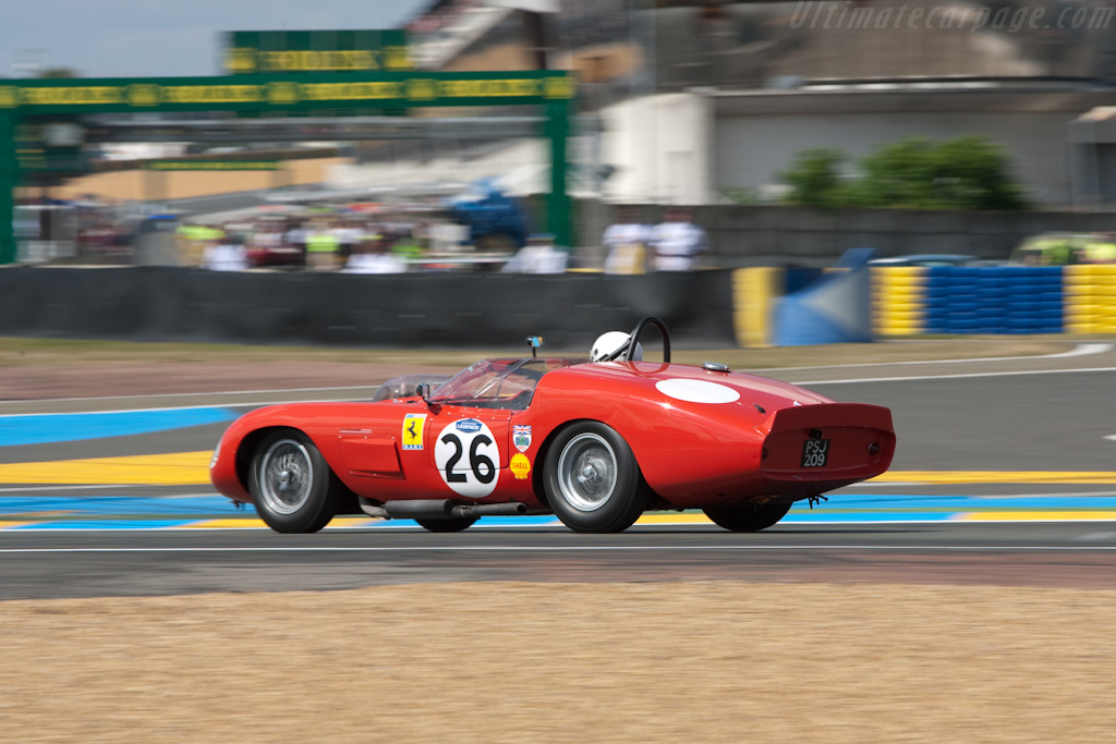 Ferrari 246 S - Chassis: 0784   - 2009 24 Hours of Le Mans