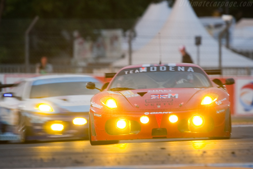 Ferraris - Chassis: 2636   - 2009 24 Hours of Le Mans