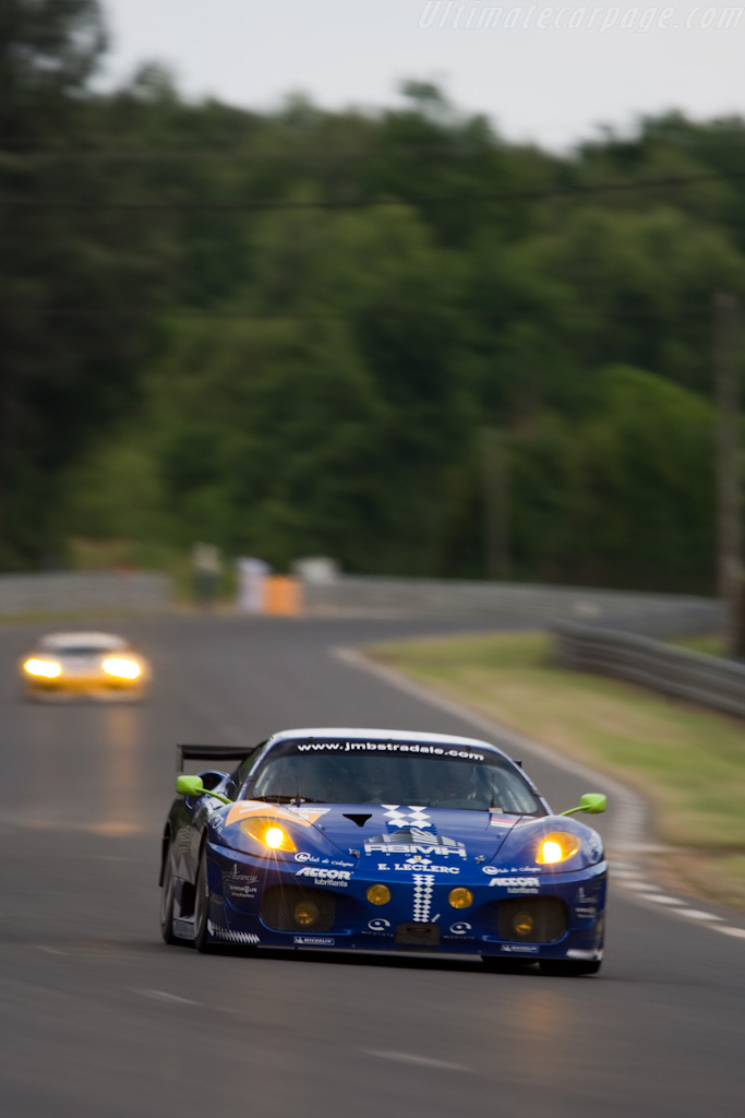 Ferraris - Chassis: 2466   - 2009 24 Hours of Le Mans