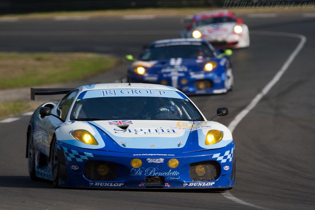 GT2s - Chassis: 2638   - 2009 24 Hours of Le Mans