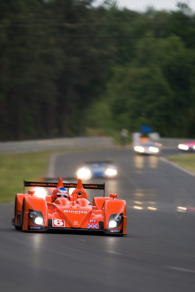 Ginetta Orange - Chassis: 09S-06   - 2009 24 Hours of Le Mans