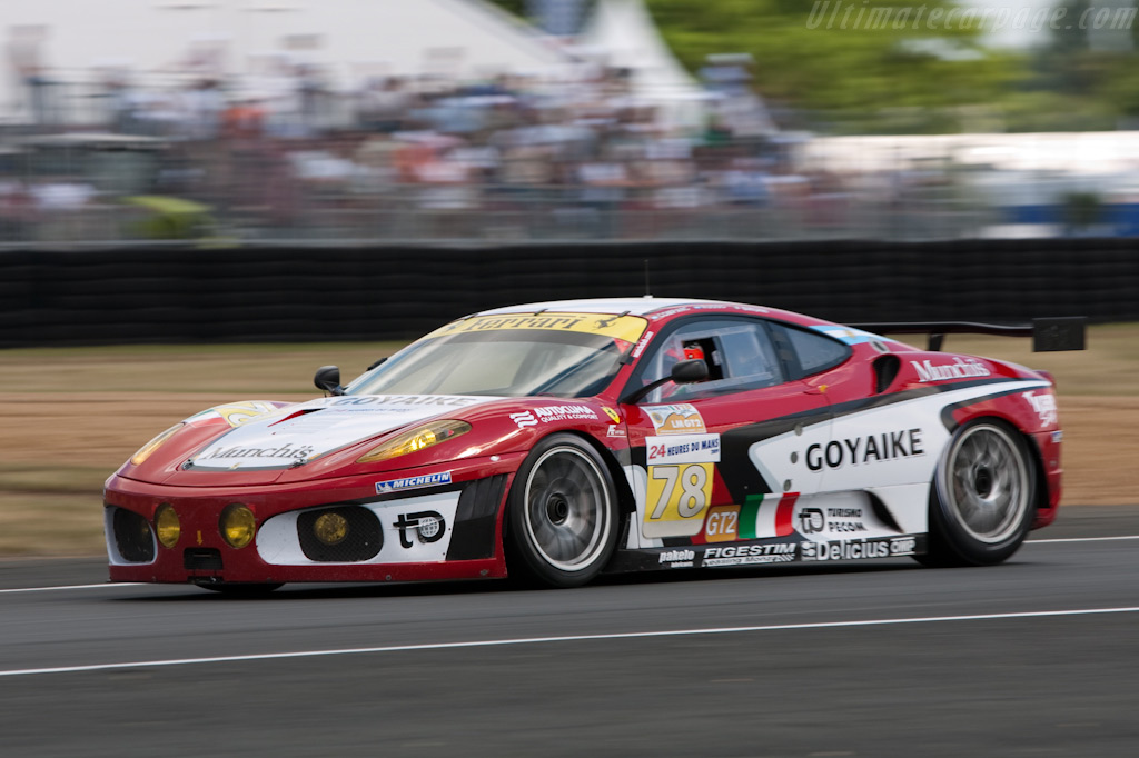 Goyaike - Chassis: 2626   - 2009 24 Hours of Le Mans