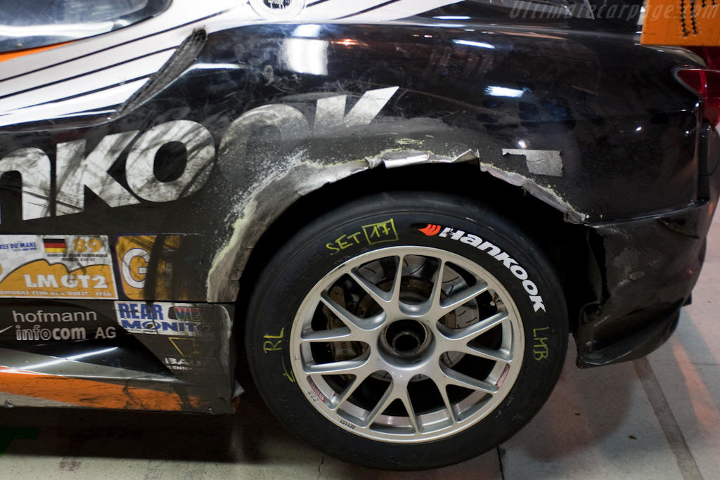 Hankook Rubber - Chassis: 2608   - 2009 24 Hours of Le Mans