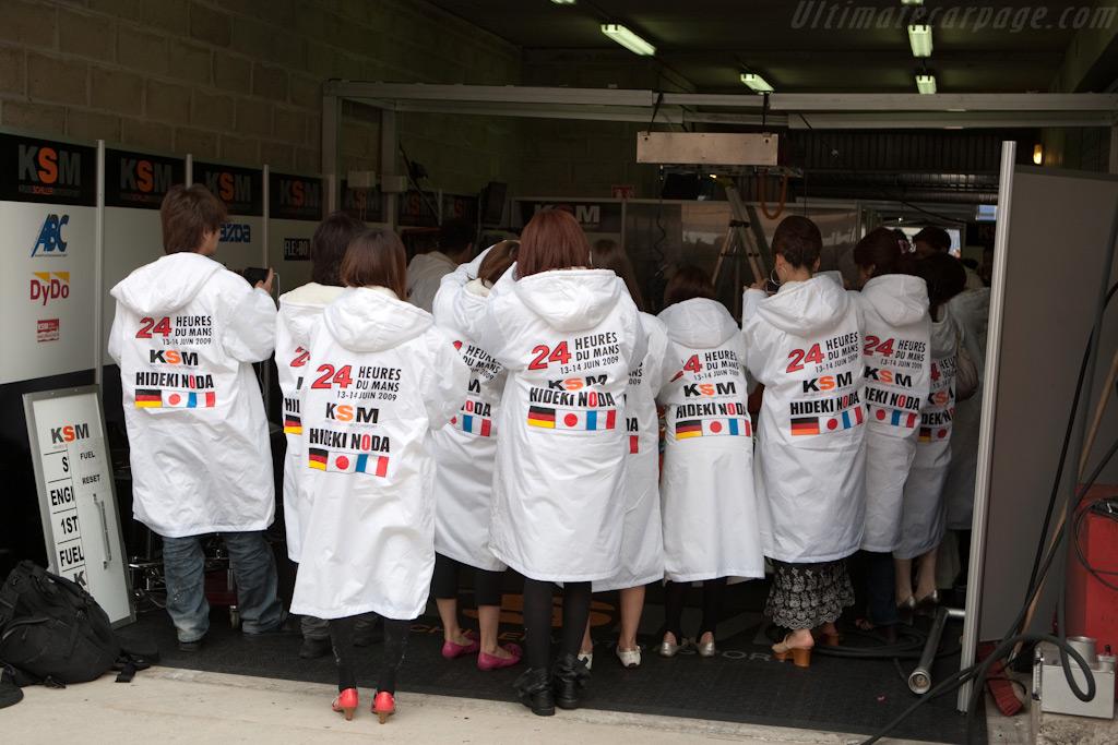 Hideki Noda fanclub    - 2009 24 Hours of Le Mans