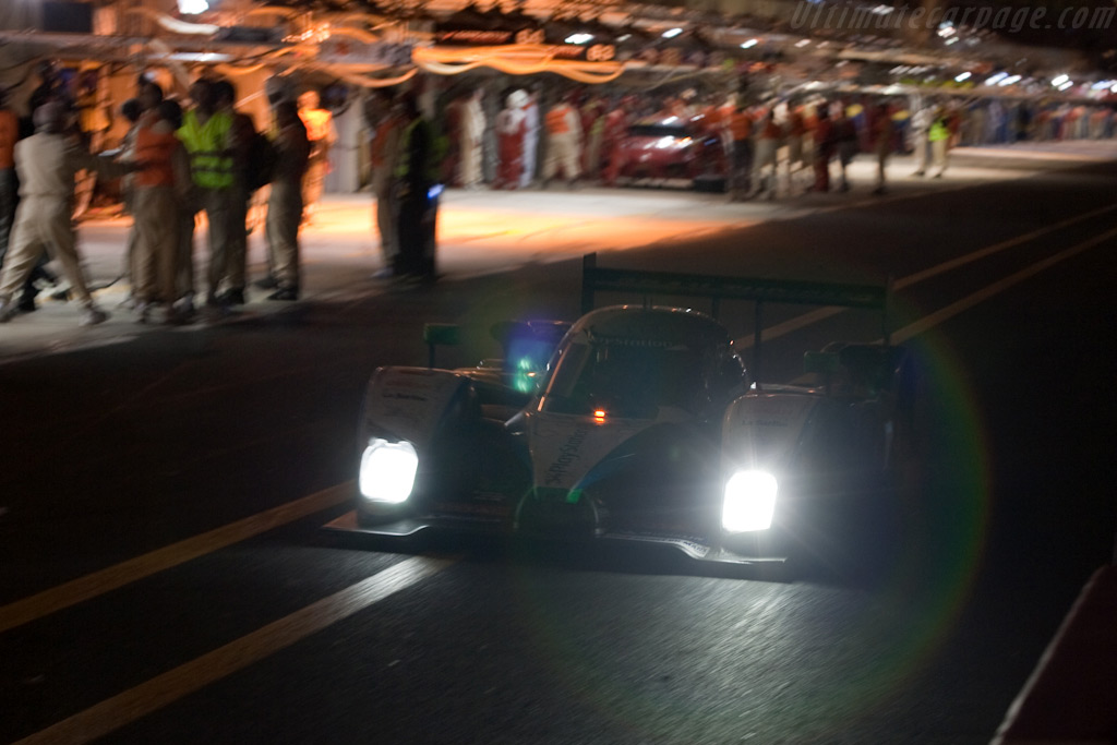 In the dark lane - Chassis: 908-03   - 2009 24 Hours of Le Mans