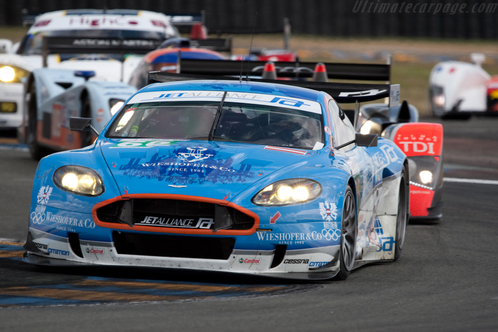 JetAlliance back after early delays - Chassis: DBR9/103   - 2009 24 Hours of Le Mans