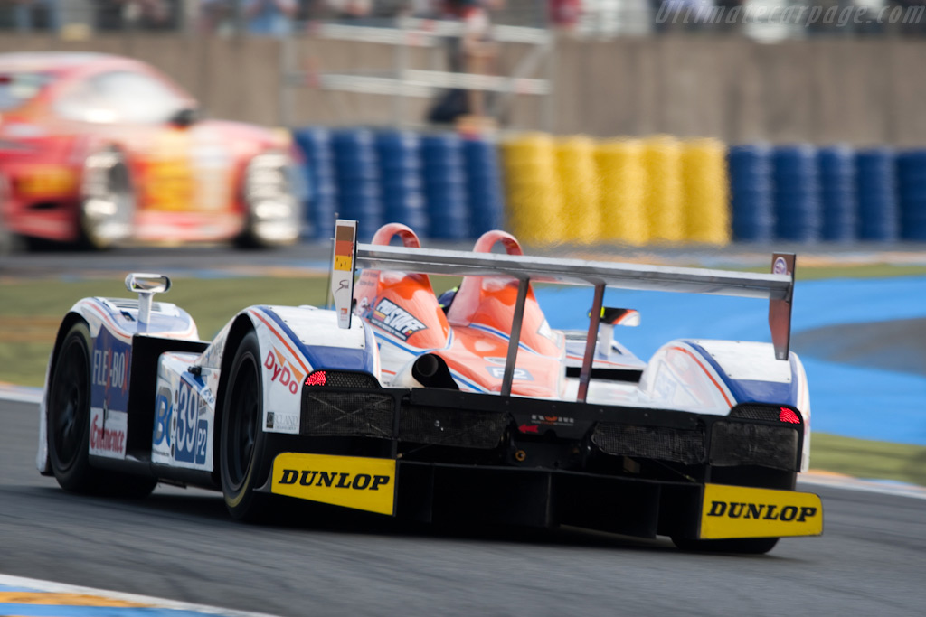 KSM Lola-Mazda - Chassis: B0540-HU07   - 2009 24 Hours of Le Mans
