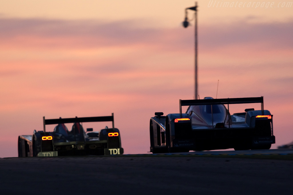 Kolles Audi and Aston Lola - Chassis: B0860-HU02   - 2009 24 Hours of Le Mans